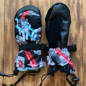👩🚀 🐈 Youth Snowboarding/Ski Mittens